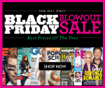 DiscountMags Black Friday Sale: Best Magazine Deals of the Year