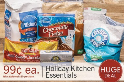 *LAST DAY* Lunds & Byerlys 99Ã' ¢ Baking Sale (With Additional $10 Purchase) (Ends 11/11)