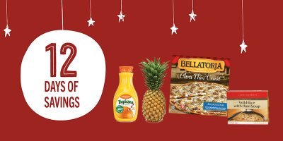 Lunds & Byerlys 12 Days of Savings 12/12 – 12/23/15