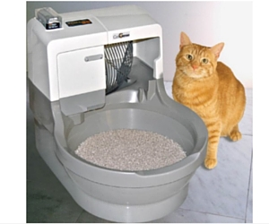 Amazon: CatGenie Self Washing Self Flushing Cat Box $181.99 + Free Shipping (Lowest Price Ever)