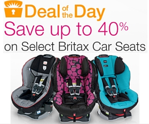 Amazon: Lowest Prices Ever On Select Britax Car Seats (Exp. 12/9)
