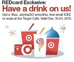 Freebies: Free Target Cafe Drink, Free $5 at GameStop + More