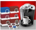 Keurig K145 Brewer + 6 Boxes of K-Cups $129.99 + Free Shipping (Best Price on the Web)