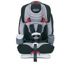Amazon Prime Members: Graco Nautilus 3-in-1 Car Seat $119.99 + Free Shipping