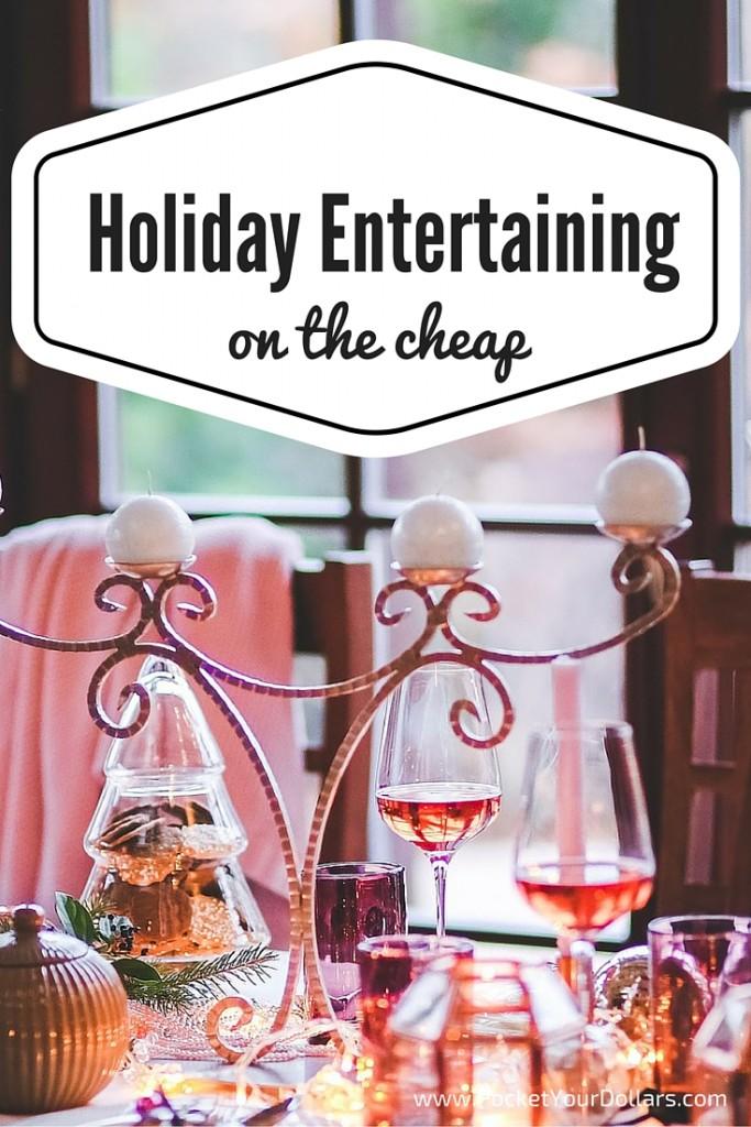 Holiday Entertaining