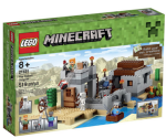 Amazon: LEGO Minecraft Desert Outpost Building Kit $49 + Free Shipping (Lowest Price Ever)