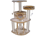 Amazon: Cat Tree Condo House $47.04 + Free Shipping