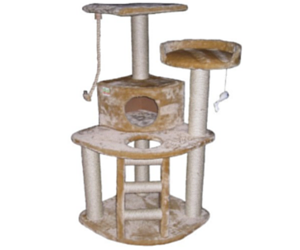 Amazon: Cat Tree Condo House $47.04 + Free Shipping