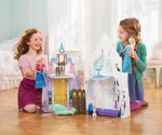 Amazon: Disney Frozen Castle & Ice Palace Playset $55 + Free Shipping