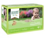 Seventh Generation Diapers from $0.11 Per Diaper ($12 Per Package)