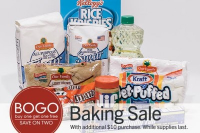 Lunds & Byerlys BOGO Baking Sale (With Additional $10 Purchase) (Ends 12/9)