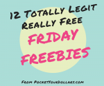12 Legit, Totally Free Freebies: Including VS Bra, Food, Kelly Clarkson Album + More