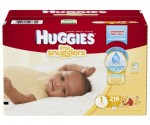 Amazon: Huggies Little Snugglers Diapers (Sizes 1, 2, 3 and 4) As Low As 10Ã' ¢ Each