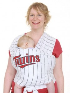 14 Moby Wrap Baby Carrier With Mlb Logos Go Mn Twins