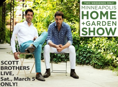 *PRICE DROP* Get Inspired At The Minneapolis Home + Garden Show: Discount  Tickets Available Awesome Ideas