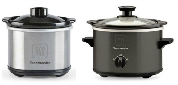 toastmaster slow cooker rebate