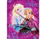 "Amazon: Cute Disney ""Frozen"" Loving Sisters Throw for $9"