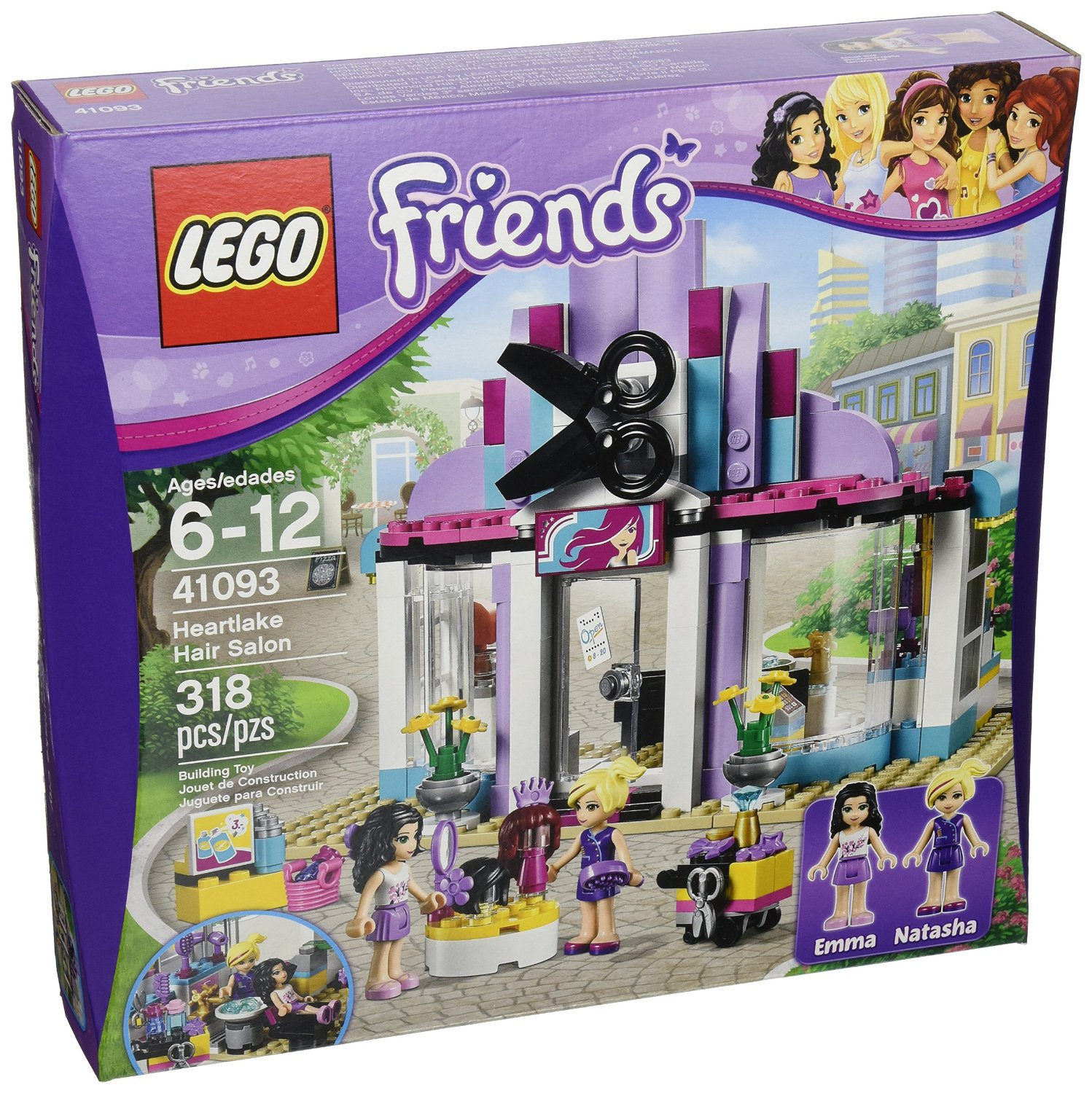 Amazon Lego Friends Sets As Low As 399