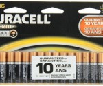 Get a 16-Pack of Duracell CopperTop Batteries for a Penny After Reward Bucks