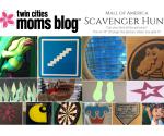 Free Printable Mall of America Scavenger Hunt