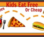 List of Twin Cities Restaurants Where Kids Eat Free or Cheap