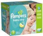 Pampers Diapers from 10Ã' ¢ Each + Free Shipping for Amazon Family Members