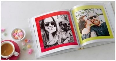 *LAST DAY* Shutterfly: Free 20-Page Hardcover Photo Book or $20 Off $20+