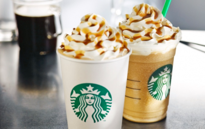 *AVAILABLE AGAIN* $5 for $10 Starbucks Gift Card from Groupon