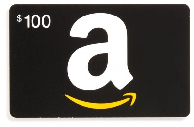 Get a $5 Credit When You Reload an Amazon Gift Card with $100