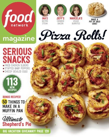 Food network magazine subscription 8year forumfinder Image collections