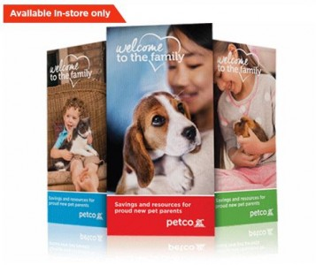 Petco: Free New Companion Care Pack for New Pet Parents