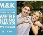 Save the Date Photo Wedding Cards As Low As 27Ã' ¢ Each + Free Shipping
