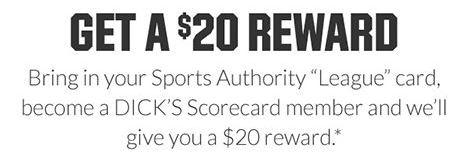 dick's reward