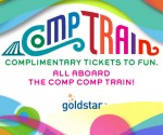 Goldstar Comp Train: Low-Priced Tickets to Theater, Concerts, Dance + More