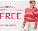 Lane Bryant BOGO Clearance (Including Swim Items) + Free Ship to Store
