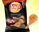 Free Bag of Lay's BBQ Chips