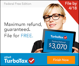 Last-Minute Tax Software Deals: TurboTax, TaxACT, H&R Block + More