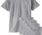 5 Hanes Men's T-Shirts for $10.50 Shipped + More Hanes Clearance
