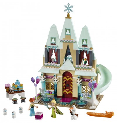 LEGO Disney Arendelle Castle Celebration 41068 Building Kit 2