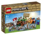 LEGO Minecraft Crafting Box for $35 from Amazon or Walmart (Reg. $50)