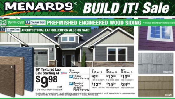 Menards Rebate Deals 5/29 – 6/4/16
