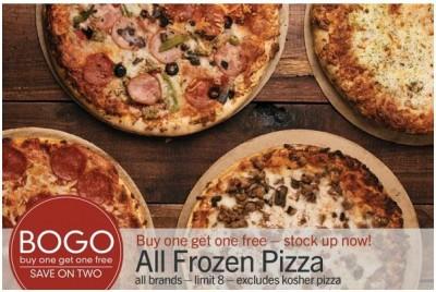 Lunds & Byerlys: BOGO Frozen Pizzas through 5/18