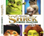 Shrek 4-Movie Collection on Blu-ray for $20