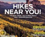 Backpacker Magazine Subscription $3/Year
