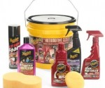 Meguiar's 8-Piece Auto Detail Bucket Kit for $15 + Free Store Pickup from Walmart