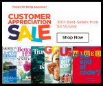 DiscountMags: 100+ Best-Selling Subscriptions from $4.50/Year (Disney Princess, Field & Stream, Healthy Living + More)