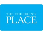 $70 for $100 The Children's Place Gift Card + Free Shipping