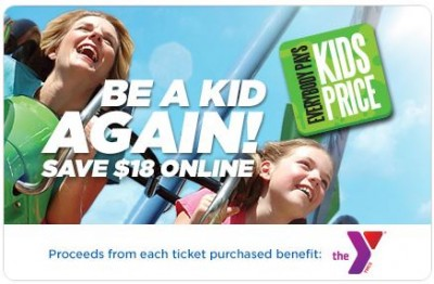 Valleyfair: Everyone Pays Kids Price ($34) Through 6/19 (Plus, I Need Your Help!)