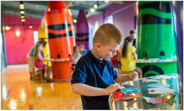 crayola experience mall of america 2 for 20 admission