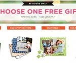 Shutterfly: Choose from 4 Free Photo Products This Weekend (Just Pay S&H)